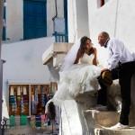 wedding at mykonos 8