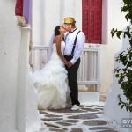 wedding at mykonos 9
